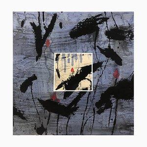 Moulages de Fenêtre Ye Xing Qian Lotus Bleu, 2020