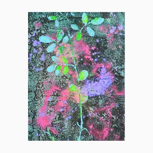 Akira Inumaru Botanique Indigofera Tinctoria # 6, 2018