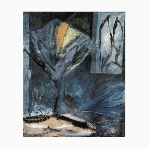 Serge Plagnol the Tree in the Window, 2016