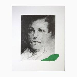 Ernest Pignon-Ernest, Rimbaud 69, 1986