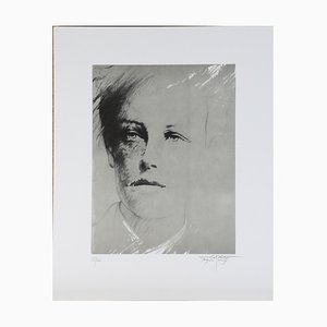 Ernest Pignon-Ernest, Raimbaud 59, 1986