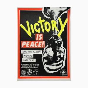 Shepard Fairey, Obey Victory, 2016