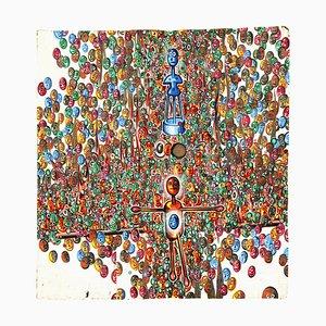 Pascal Doury, Sans Titre, 1991