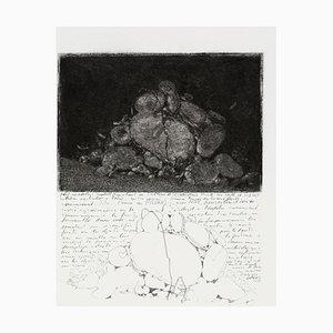 Philippe Garel, Sans Titre 18, 2017