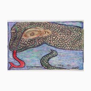 Catherine Bessin, Le Serpent de Mer, 2019