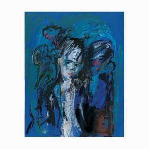 Zwy Milshtein, Blues, 1985