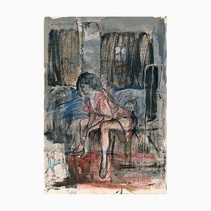 Zwy Milshtein, Vue de la Chambre, 1987