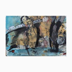 Zwy Milshein, Sans Titre 192, 1982