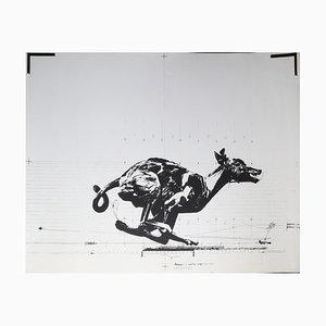 Vladimir Velickovic, Animal in Motion, 1971