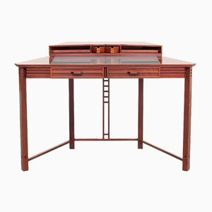 Galaxy Freestanding Writing Desk by Umberto Asnago for Giorgetti, 1980s