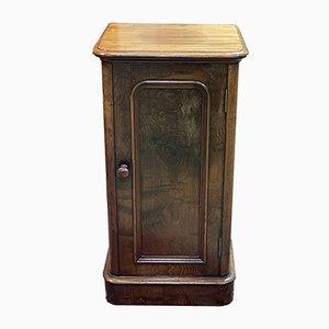 Victorian Mahogany Nightstand