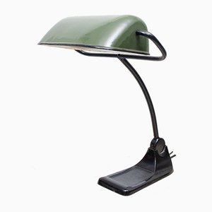 Bauhaus Desk Lamp or Notary Lamp from BUR, Germany, 1920s