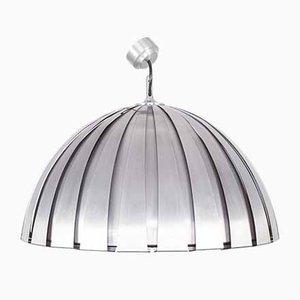 Lampada da soffitto Space Age vintage di Elio Martinelli, anni '60