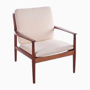 Vintage Armchair by Svend Age Eriksen for Glostrup