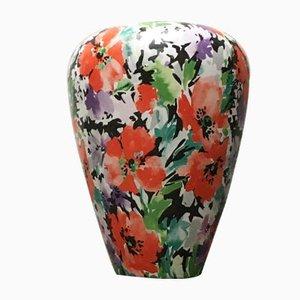 Postmodern German Floral Vase