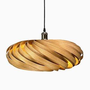 Lampe Suspendue Veneria en Chêne