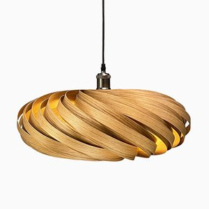 Veneria Oak Hanging Lamp