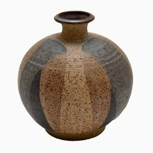 Vintage Pottery Vase by Charles Counts Studio