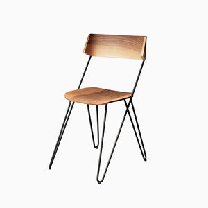 Chaise Ibsen Master Grise de Greyge