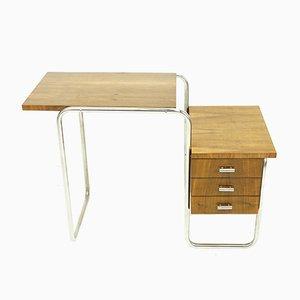 Bauhaus B91 Schreibtisch von Marcel Breuer für Thonet, 1930er