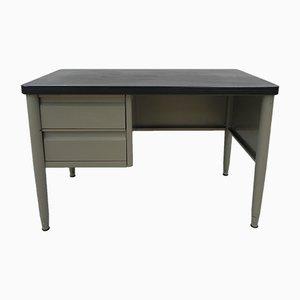 Industrial Steel Desk