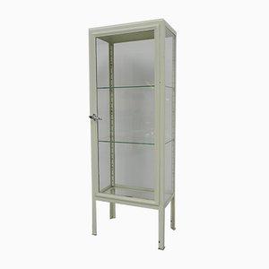Industrial Steel Medicine Display Cabinet