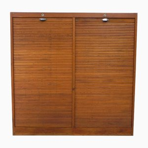 Large Roller Front Cabinet with 2 Shutters