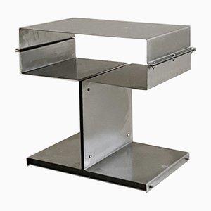 Stahl Beistelltisch von Francois Monnet für Kappa