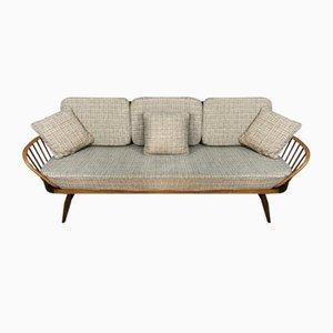 Mid-Century Modell 355 Tagesbett oder Studio Sofa mit Kissen von Ercol