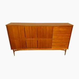 Mid-Century High Sideboard from Fredericia, 1950s or 1960s