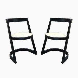 Halfa Stühle von Baumann, 1970er, 2er Set