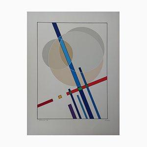 Screen Print, Luigi Veronesi, 1981