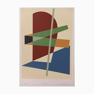 Screen Print, Max Huber, 1937/1986