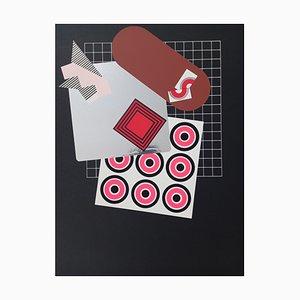 Technique Mixte par Roberto Arioli, 1971