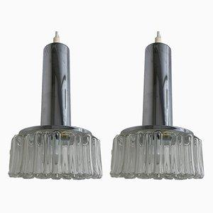 Deckenlampen, 1960, 2er Set