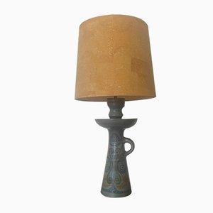 Ceramic Lamp by Jean Lespinasse, 1960s