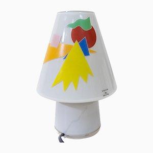 Lampada da tavolo di Alessandro Mendini per Artemide, anni '90
