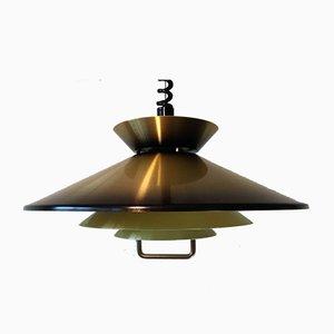 Lampe à Suspension Mid-Century, Danemark