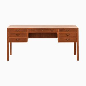 Desk by Ole Wanscher for A. J. Iversen, Denmark
