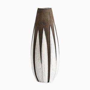 Vase Model Paprika par Anna-Lisa Thomson pour Upsala Ekeby, Suède