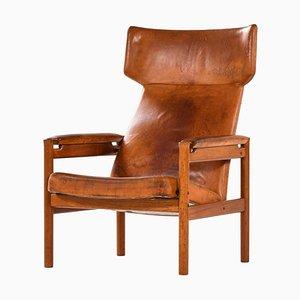 Model 4365 Easy Chair Soren Hansen for Fritz Hansen, Denmark