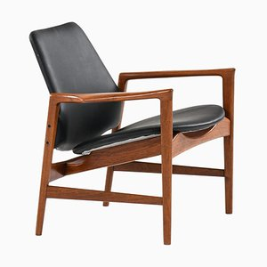 Model Holte Easy Chair by IB Kofod-Larsen for OPE, Sweden