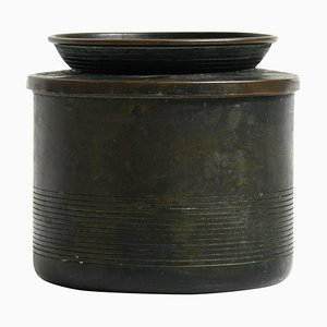 Jar by Nils Fougstedt for Fabriksaktiebolaget Kronsilver Fak, Sweden