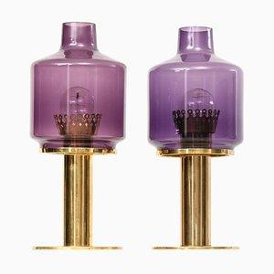 Lampes de Bureau B-102 par Hans Agne Jakobsson AB pour Markaryd, Set de 2