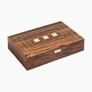 Decorative Box by Hans Hansen for COR, Denmark