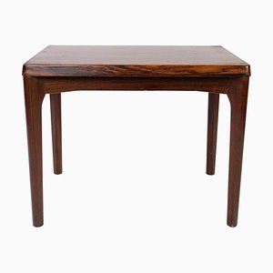 Rosewood Side Table by Henning Kjærnulf, 1960s