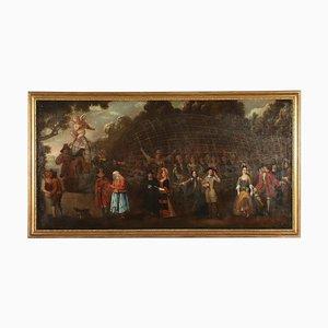 Allegoria dell'Amore, olio su tela
