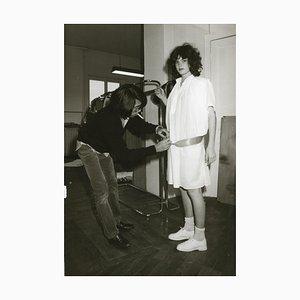 Kenzo, Défilé de Mode à Paris, 1977