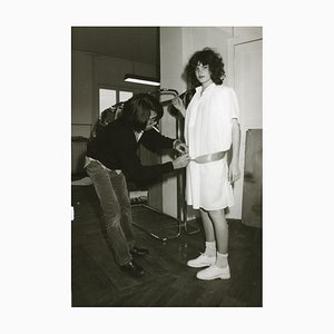 Kenzo, Fashion Show in Paris, 1977