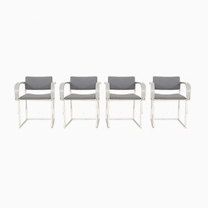 FM80 Esszimmerstühle von Pierre Mazairac und Karel Boonzaaijer für Pastoe, 4er Set